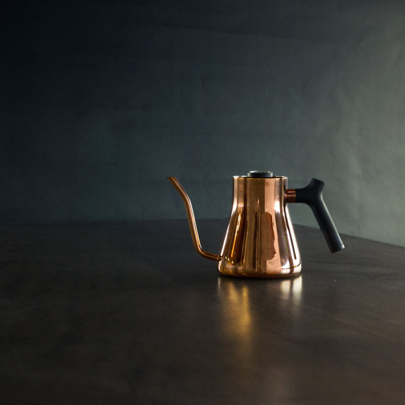 Fellow Stagg Pour-Over Kettle Copper