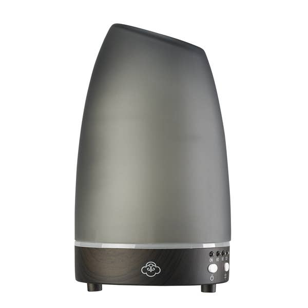 Serene House Astro Grey Essential Oil Diffuser w/ LED Lights