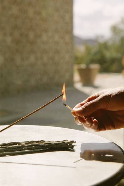Juniper Ridge Campfire Incense Sweet Grass, Douglas Fir, California Juniper, White Sage, Desert Pinon, Cedar