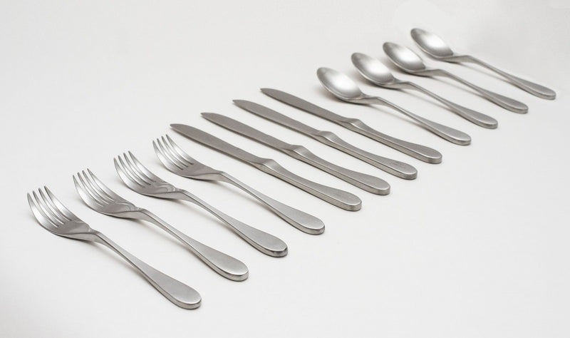 KNORK Original 12-Piece Flatware Starter Set