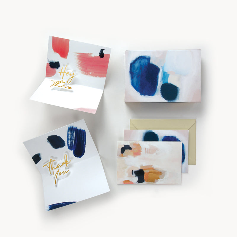 Up With Paper Luxe Stationary Boxed Note Cards