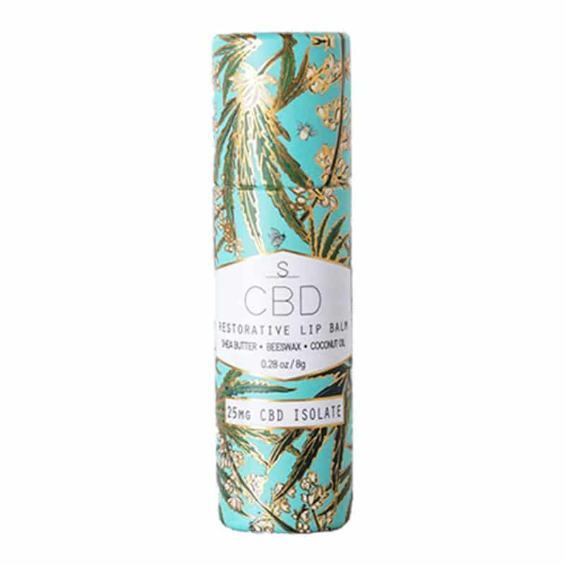 Sheabrand CBD Resotative Lip Balm