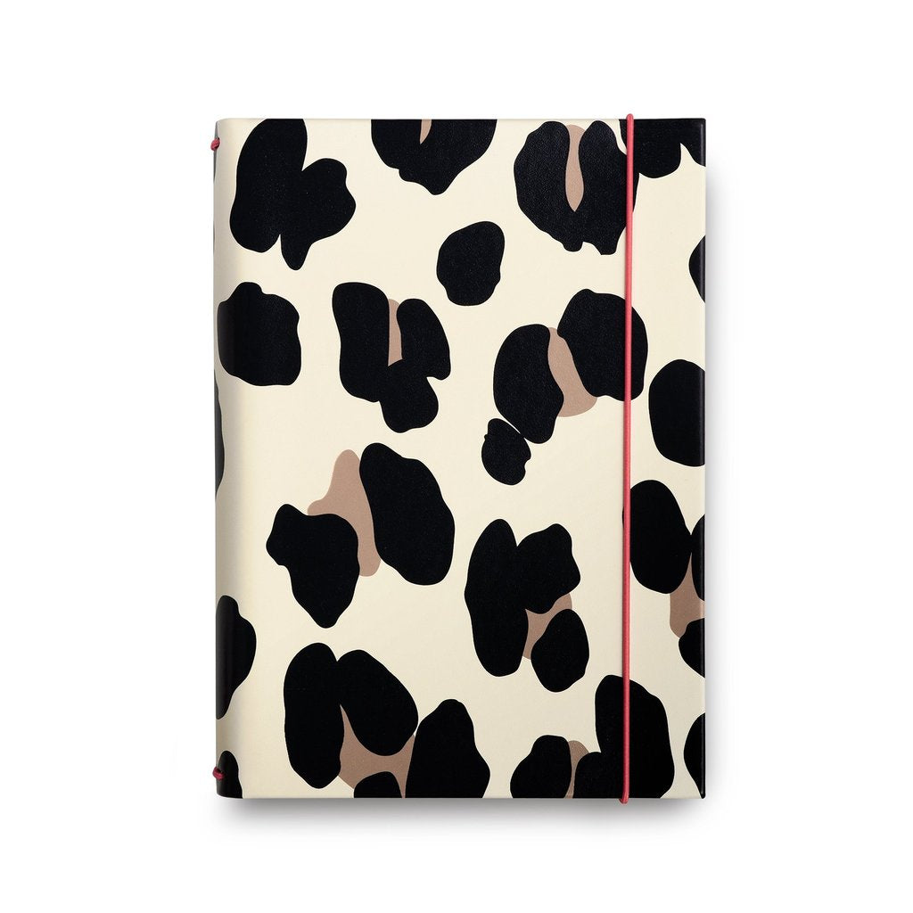 Kate Spade New York undated planner folio set, forest feline