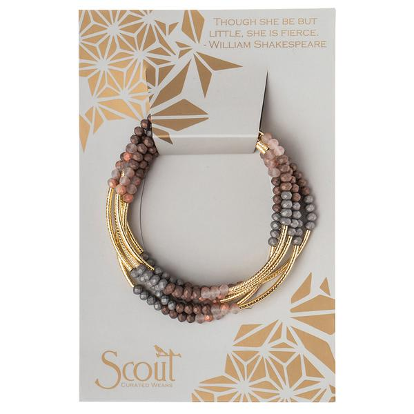Scout Curated Wears Wrap Bracelet / Necklace