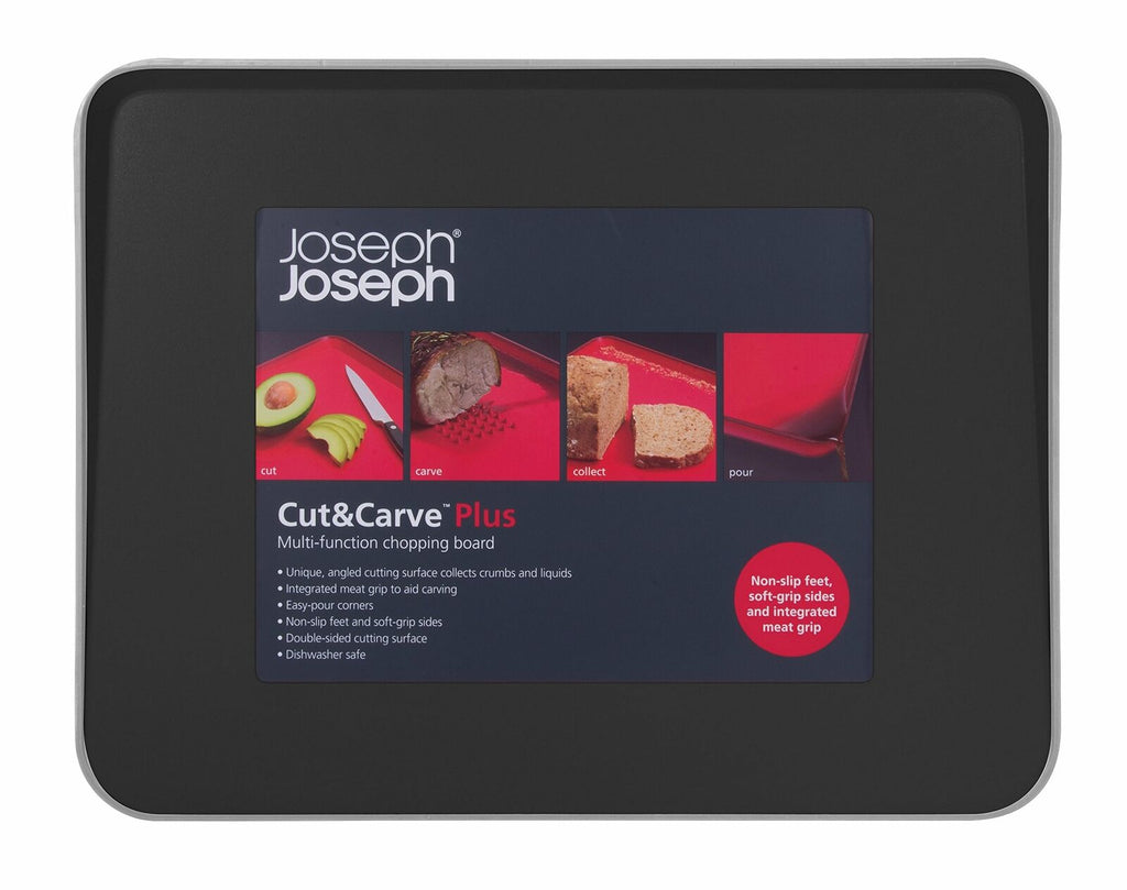 Joseph Joseph Cut&Carve Plus Multi-function Chopping Block