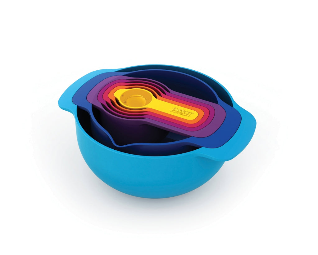 Joseph Joseph Nest 7 Plus Compact Food Preparation Set