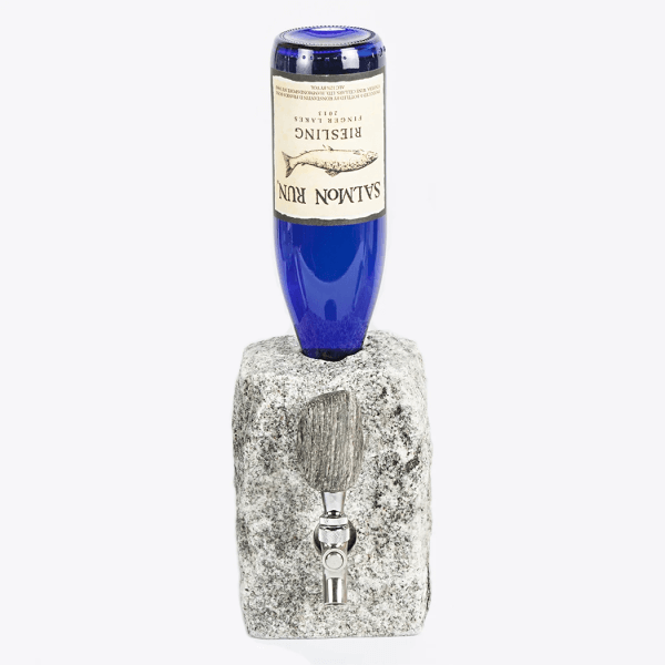 Funky Rock Designs Stone Drink Dispenser