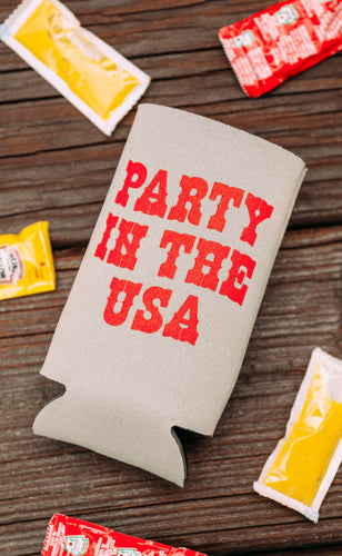 Charlie Southern | Party In The USA Koozie