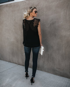 Lauryn Lace Top