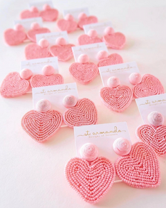 Pink Hearts | St. Armands Designs