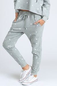 Silas Pocketed Star Joggers