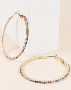 Lily Hansen | Mack Multi Hoop Earrings