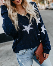 Starlet Sweater in Navy