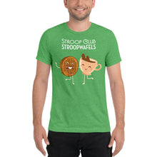 Stroopie & Coffee Love t-shirt (men's)