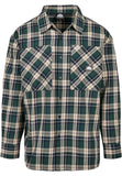 SOUTHPOLE FLANNEL SHIRT | GREEN