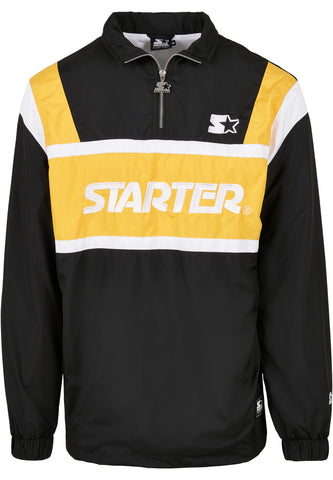 STARTER VINTAGE WINDBREAKER BLACK