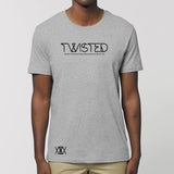 TWISTED | ORGANIC TEES