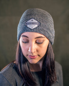 Rhodos Dark Grey Toque