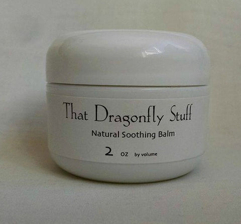 That Dragonfly Stuff All Natural Healing Balm