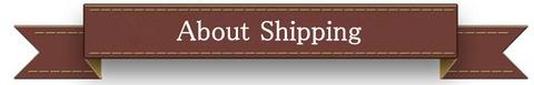 Shipping information and free shipping