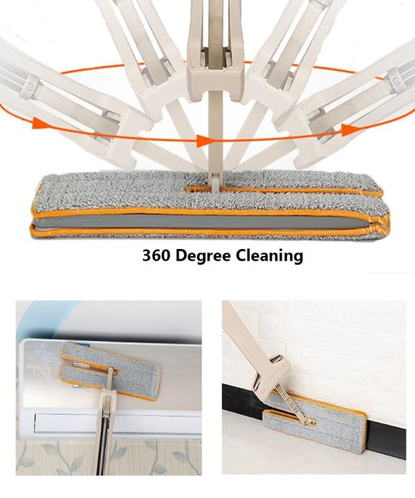 Martem Unique Double Sided Mop-Free Shipping
