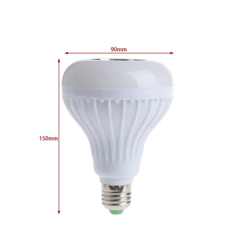 Wireless Bluetooth Light Bulb Speaker (FREE SHIPPING) - Martem Collection