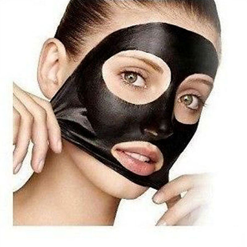 Black Mask Cleansing Purifying Peel Off For Black Head/Blackhead Remover Pore Strip - Martem Collection