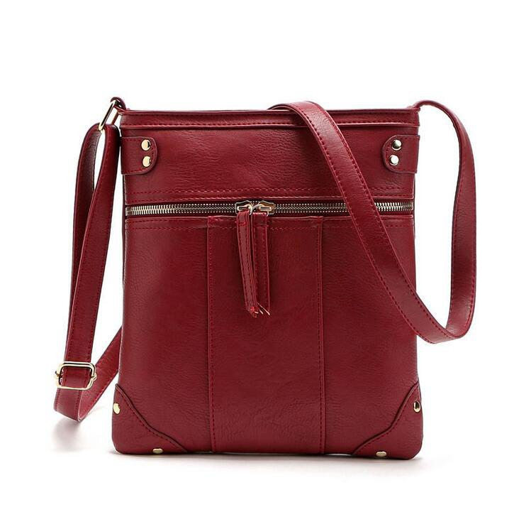 Women messenger cross body designer bag - Martem Collection