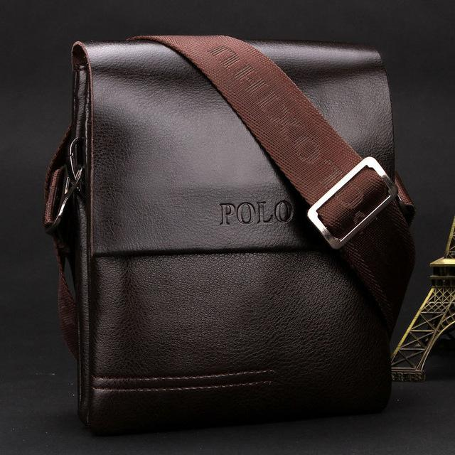 Genuine leather men's bag - Martem Collection