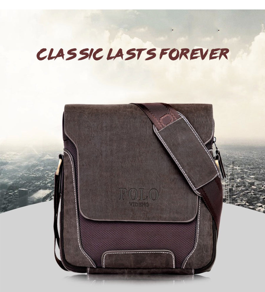 Vintage Cross body/Casual Travel Shoulder Bags For Men