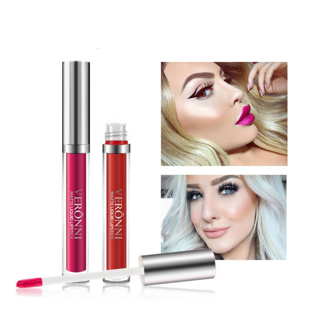 Color long lasting liquid lipstick - Martem Collection