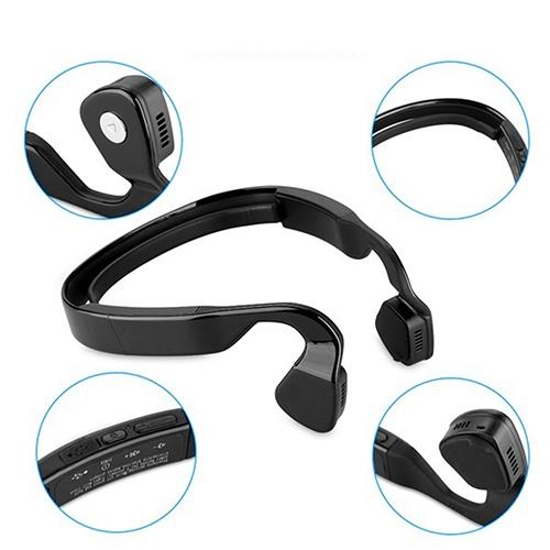 Bone Conduction® Headphones-Bluetooth (Free Shipping) - Martem Collection