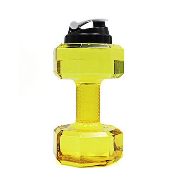 2.2L Dumbbell Shape Water Bottle - Martem Collection