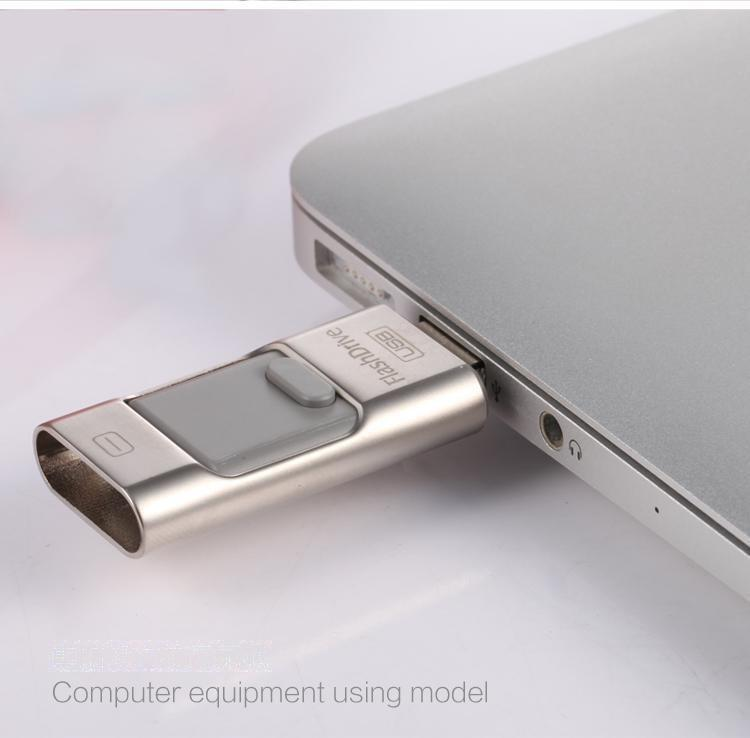 3-in-1 Mobile USB Flash Drive (FREE Shipping) - Martem Collection