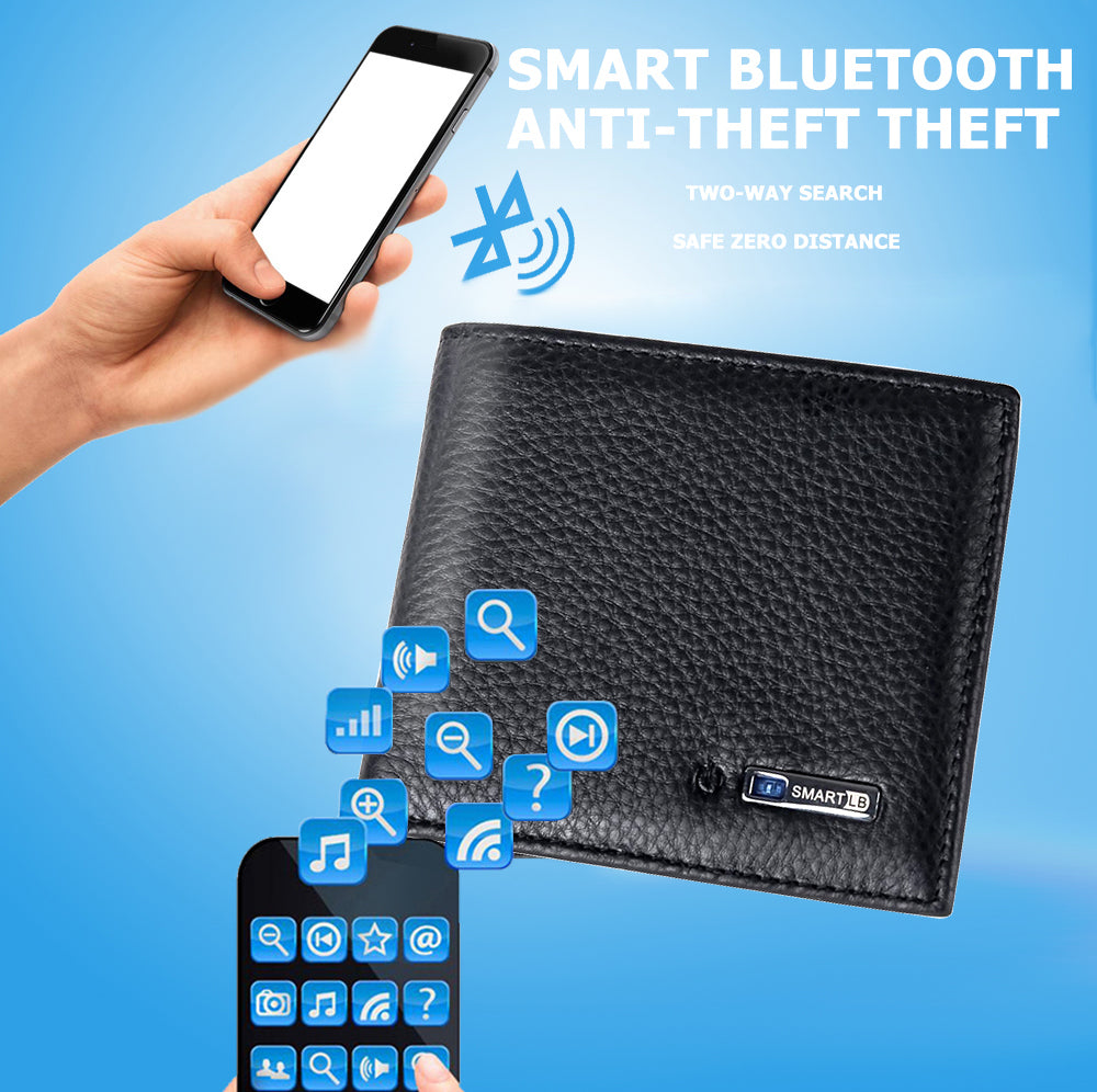 Martem Smart Anti Lost Intelligent Wallet for IPhone & Android-FREE SHIPPING