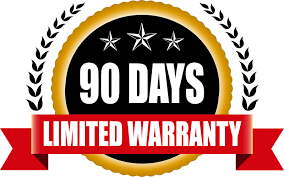 180 DAYS MONEY BACK WARRANTY