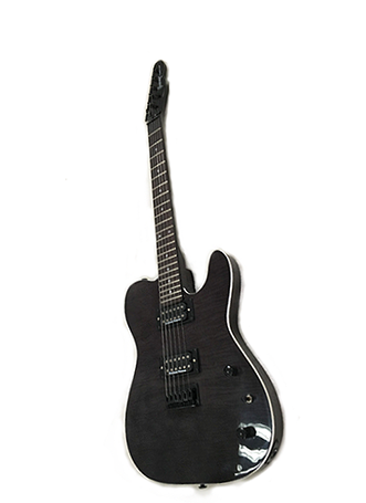 Custom Maestro Classics: S-4E Black Emerald - Shred Maestro
