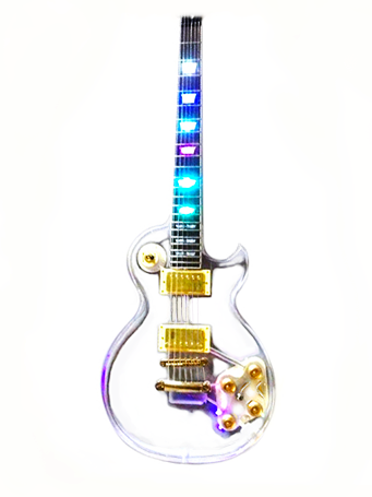 Custom: 1st Edition L-1C 'Crystal Lux' - Shred Maestro