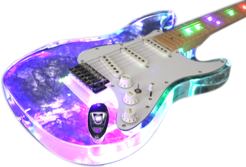 Special Order: 1st Edition S-1K 'Crystal Lux' - Shred Maestro