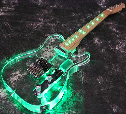Custom: 1st Edition S-1T 'Crystal Lux' - Shred Maestro