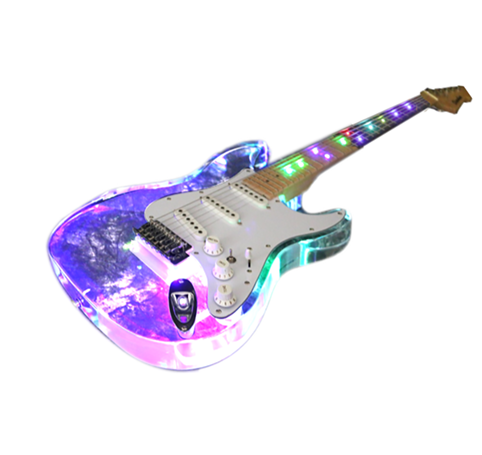 Custom: 1st Edition S-1K 'Crystal Lux' - Shred Maestro