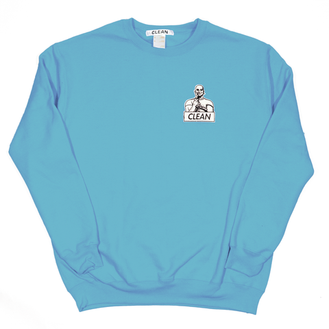 Mr. Crew Light Blue