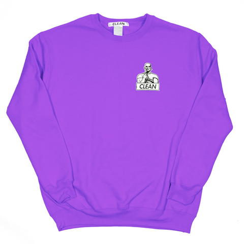 Mr. Crew Purple