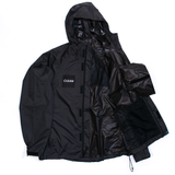 Rain Jacket Green / Black