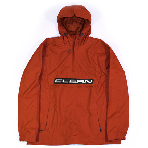 speed pull over anoraks