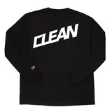 Sharp Longsleeve Black