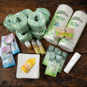Vacation Essentials Kit - Medium (6-8 people)