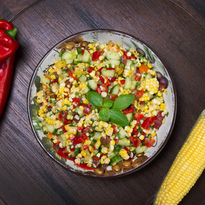 Summer Corn Salad (6-8 servings)