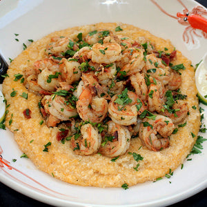 Chipotle Shrimp & Grits (4-6 servings)