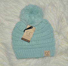 Single Pom Beanie
